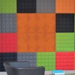 Pannelli colorati
